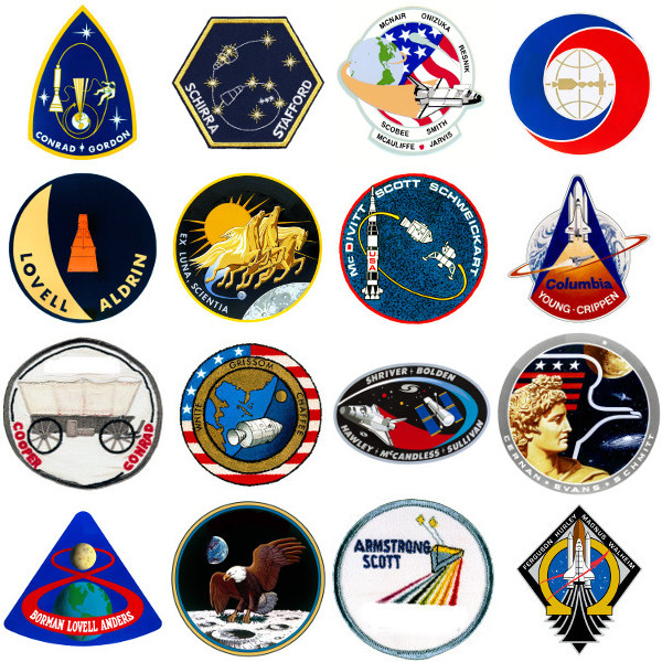 NASA Mission by Mission Patch (Picture Click) Quiz - By Buck